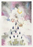 Goddess of Rain by Grapy