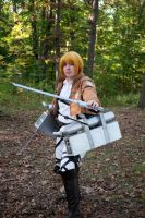 Attack on Titan Armin by superjacqui