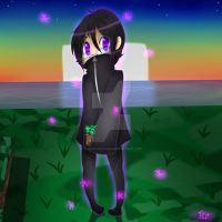 Enderman Kutner by flip4flippyfan
