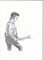 Synyster Gates by Nekromantes