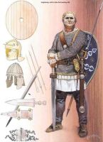 Legionary Mid-Late 3rd C. AD by Fall3NAiRBoRnE