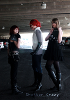 Death Note - Group by shutter-crazy