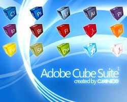 Adobe Cube Suite by FeniceNera