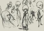 Sketchdump 01 by GraphixS6