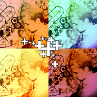Andy Warhol Style by Komic-Graphics