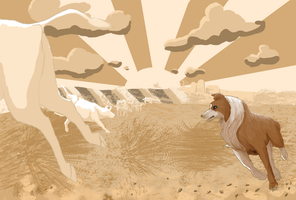Til the Cows Come Home by Hiaja