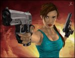 Classic Lara Croft - Tomb Raider by SpideyVille