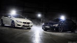 2014 M6 + 2005 M5 1 by Jason-Gordon