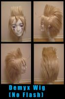 Demyx Wig -No flash- by capriciousgamzeee
