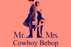 Mr. and Mrs. Cowboy Bebop by Jman023