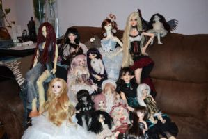 group photo by Goddes-of-time