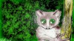 Bush Baby - Nature Art - Galago by chase4884