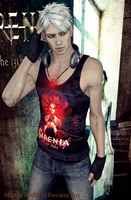 Dante ::SIRENIA:: by MartinRedfield