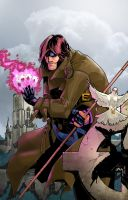 Gambit by scroll142