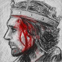The Hollow Crown by erus-aevus