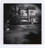 The Waggoner Mansion by futurowoman