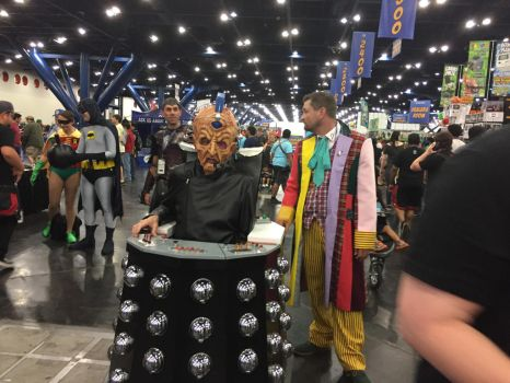 Davros? by surlana
