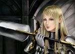 Claymore Galatea by ni6htmare01
