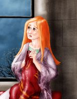 Ginny close up by Hollyboo2001