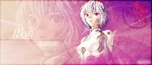 Rei Ayanami Signature by CoolTaff12