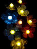Fairy Flower chip lights by Twinkleallday