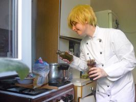 APH- England the cook by ercsi91