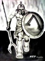 Spartan by Give1000Smiles