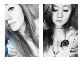 this is 2 different filters please dont tell by Ievii