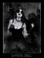 Damned Soul by nocturnal-butterfly