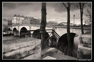 pont Marie by bracketting94