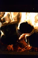 Fire, unlimited stock photo 5 by MariaLoikkii