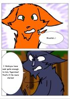 Why Tigerclaw Really wanted to kill Bluestar (3) by Nikamonchi