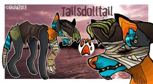 Custom for Tailsdolltail by G0DDEZ