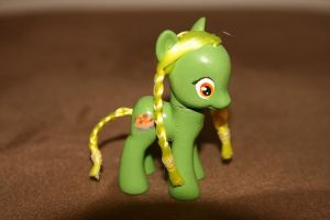 MLP:FIM Custom Brushable - Filly Smith by Lady-Mare