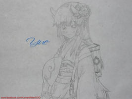 Yue of Rune Factory 2 and 3 by RPNagato