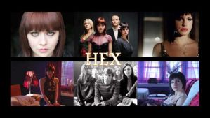 HEX collage by AnaInTheStars