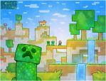 Minecraft by Cavea