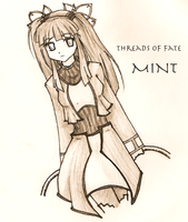 Threads of Fate- Mint by darkflower8923