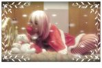 inori guilty crown and nounours by miichaelis