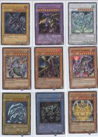 my strongest yugioh cards by Drako72