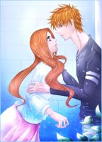 IchiHime: What should I do by Iwonn