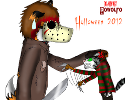 Happy Halloween 2012 by Louwky