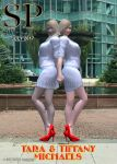SP July Poster - Tara And Tiffany Michaels by MTLs-Imaging