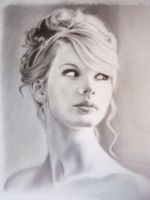 Taylor Swift by evandon