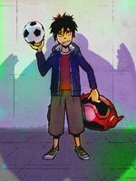 BIG HERO 6 by rumrock