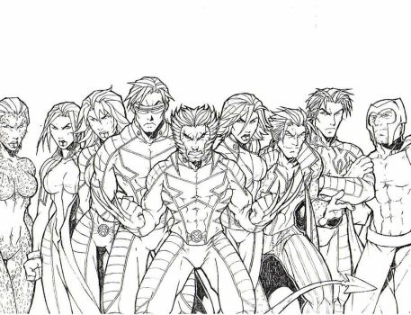 X2:  X-MEN UNITED 03 by LucasAckerman