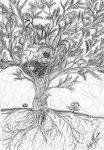 Tree of Knowledge of Good and Evil by Graywolf95
