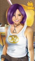 6teen - The Rebellious Grrl by Matoonz