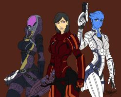 Mass Effect Crew WIP Cleaner by thethrash87