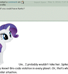Question 32: RariMash? by AskButtonMash